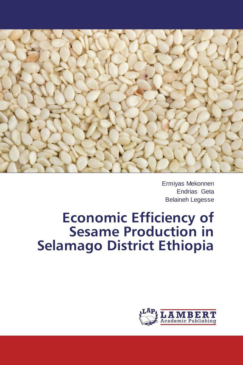Economic Efficiency of Sesame Production in Selamago District Ethiopia шланг садовый economic трехслойный 1 20м
