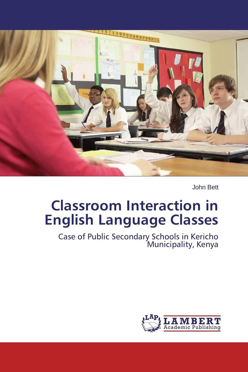 Classroom Interaction in English Language Classes the use of instructional materials in the pedagogy of english