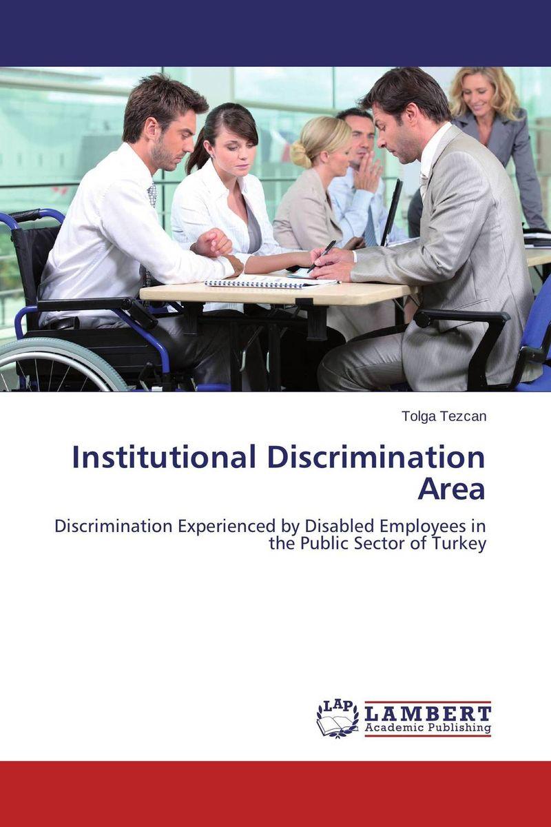 Institutional Discrimination Area discriminatory press discourse in turkey