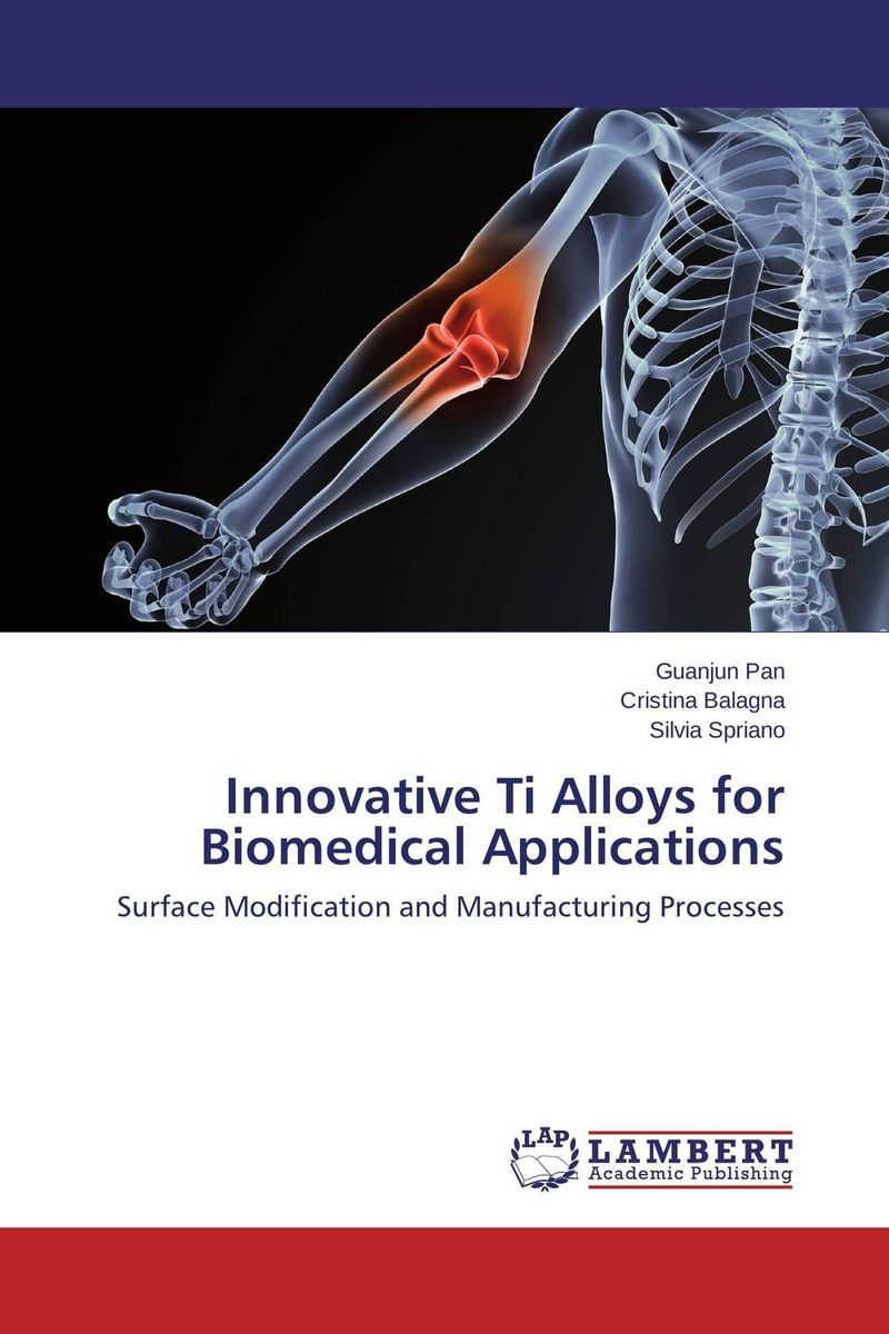 Innovative Ti Alloys for Biomedical Applications bioactive electrodes for biomedical applications