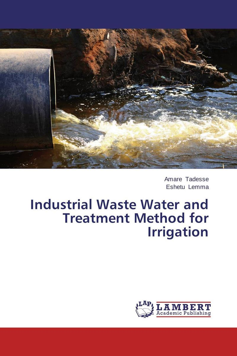 Industrial Waste Water and Treatment Method for Irrigation microbial cell based power generation and waste water treatment