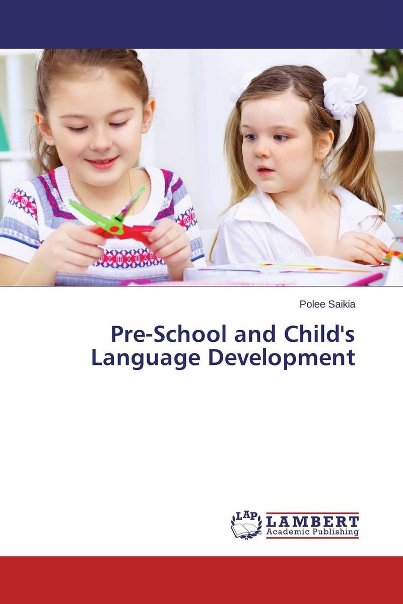 купить Pre-School and Child's Language Development недорого