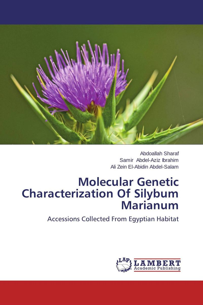 Molecular Genetic Characterization Of Silybum Marianum vishal r patil and j g talati wheat molecular and biochemical characterization
