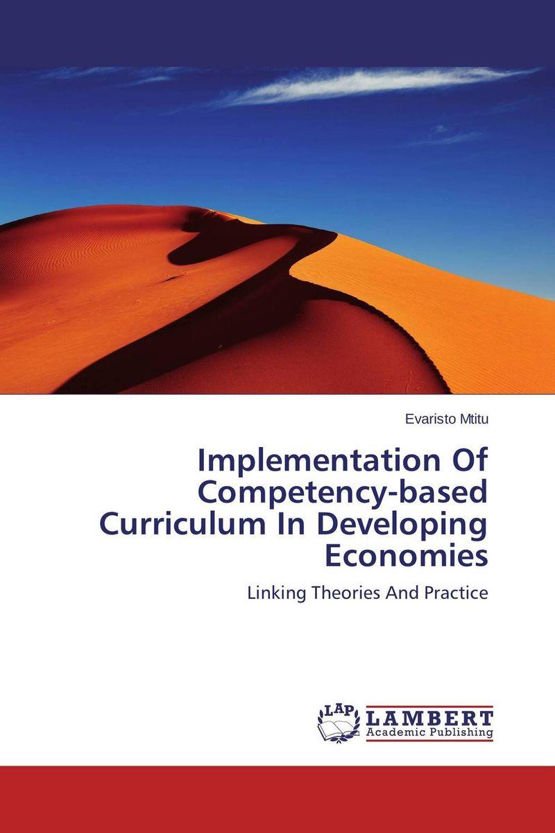 Implementation Of Competency-based Curriculum In Developing Economies peter changilwa artisan and craft curriculum implementation in kenya