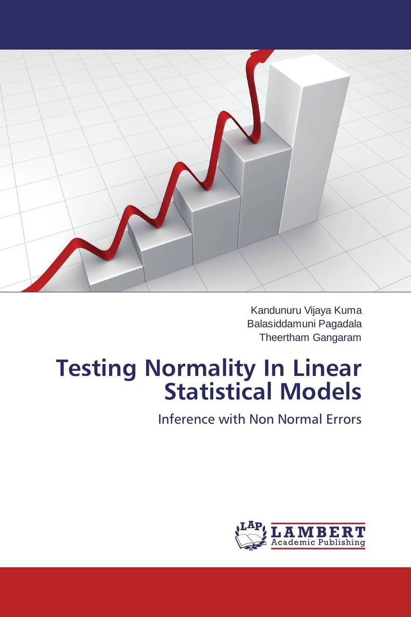 Testing Normality In Linear Statistical Models
