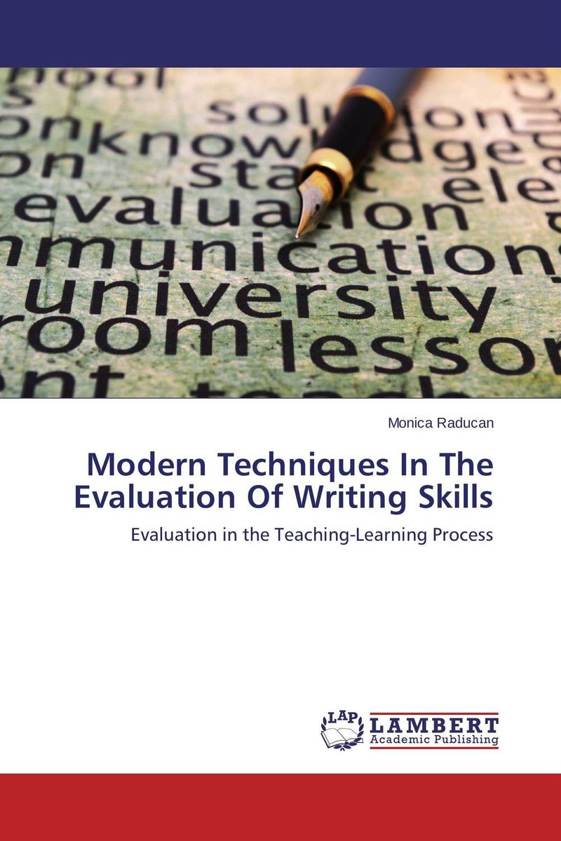 Modern Techniques In The Evaluation Of Writing Skills