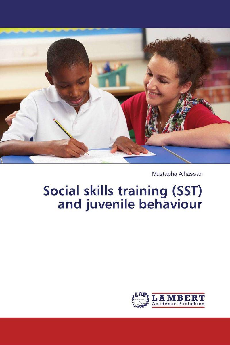 где купить Social skills training (SST) and juvenile behaviour по лучшей цене