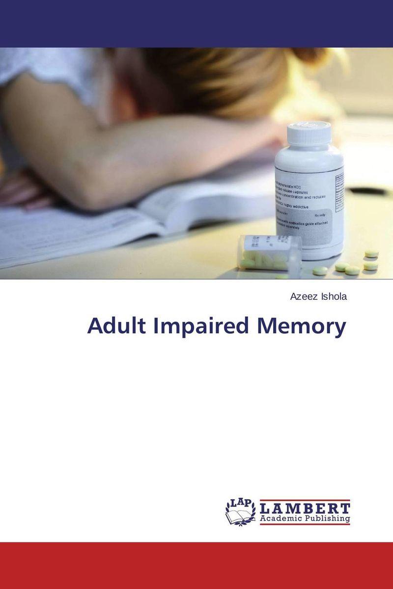 Adult Impaired Memory бра chiaro одетта 405010101