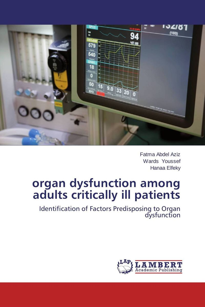 Organ Dysfunction Among Adults Critically Ill Patients