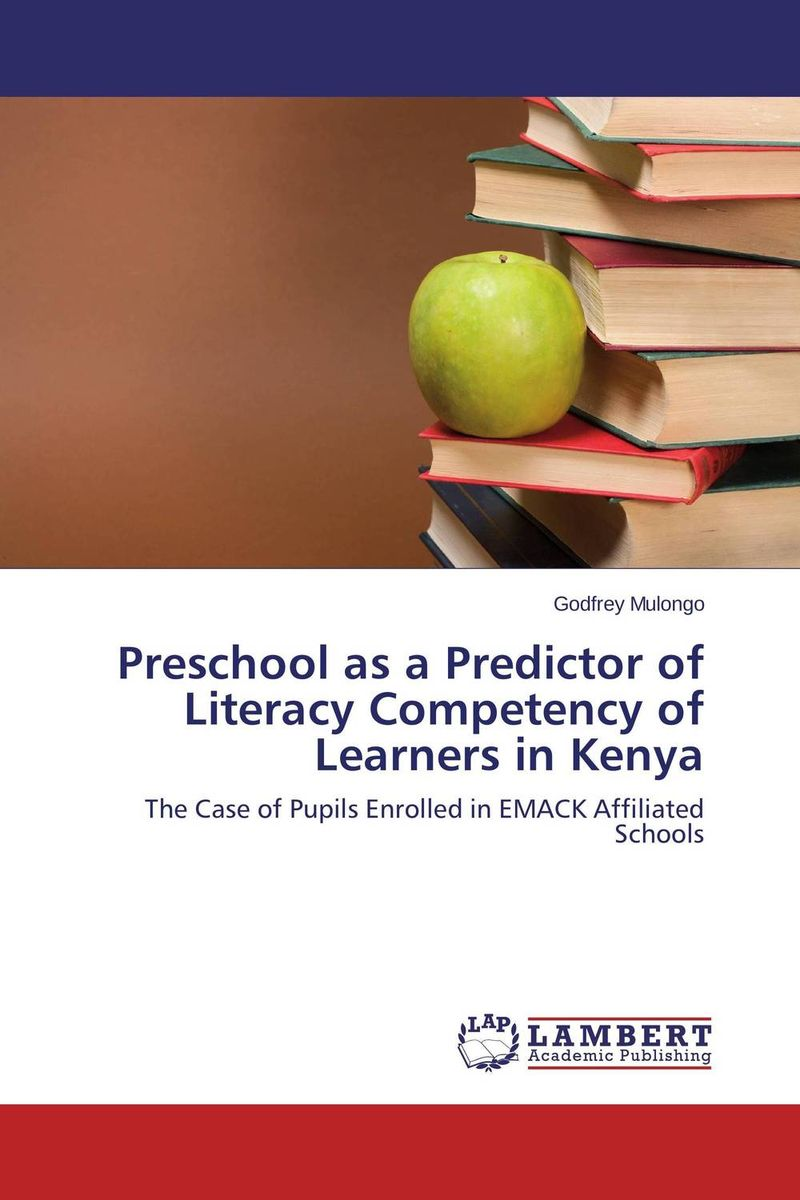 Preschool as a Predictor of Literacy Competency of Learners in Kenya reading literacy for adolescents