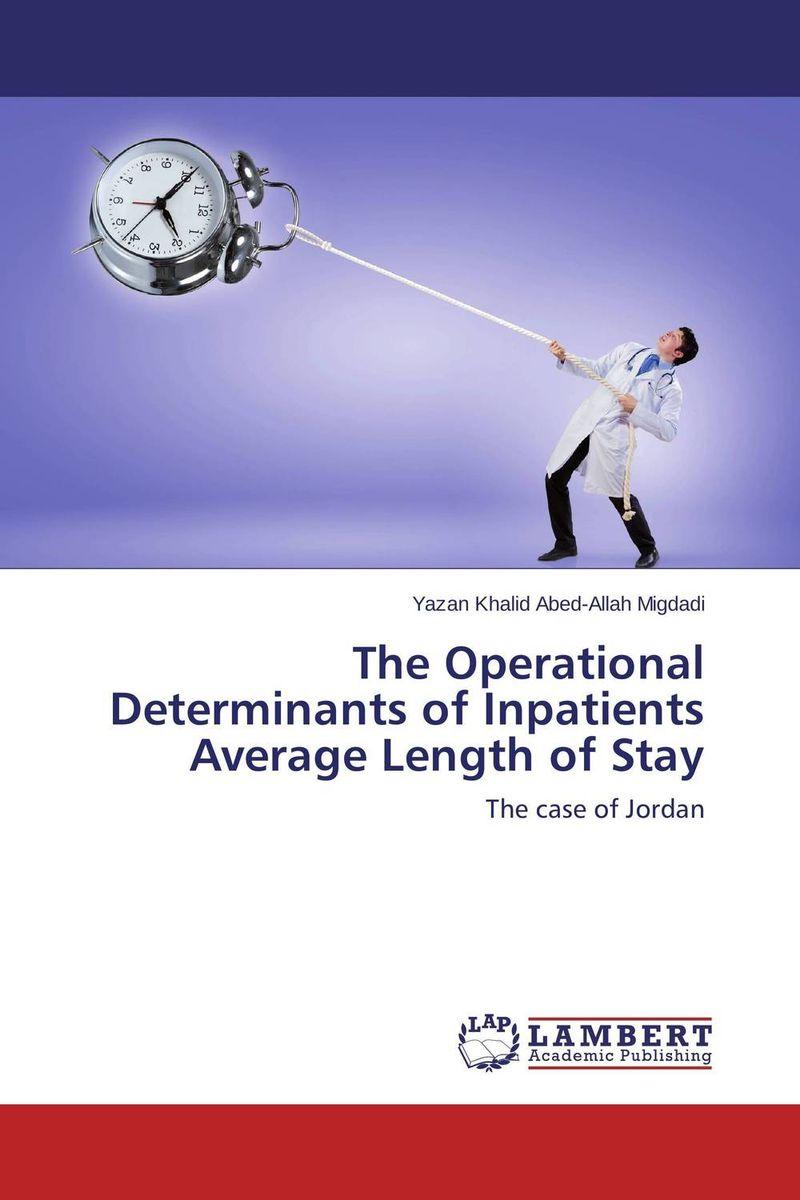 The Operational Determinants of Inpatients Average Length of Stay источник бесперебойного питания apc back ups 1100va 660w bx1100cirs