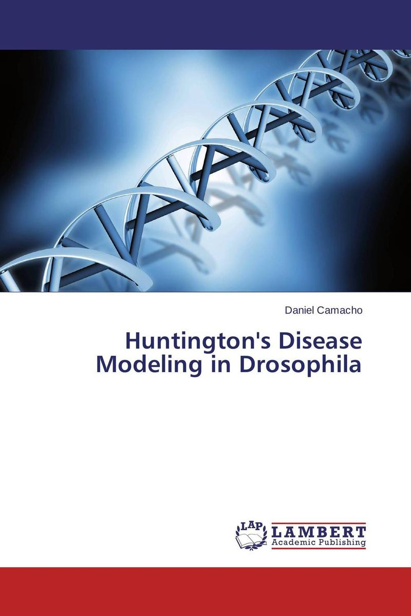 Huntington's Disease Modeling in Drosophila population balance modelling of non native protein aggregation