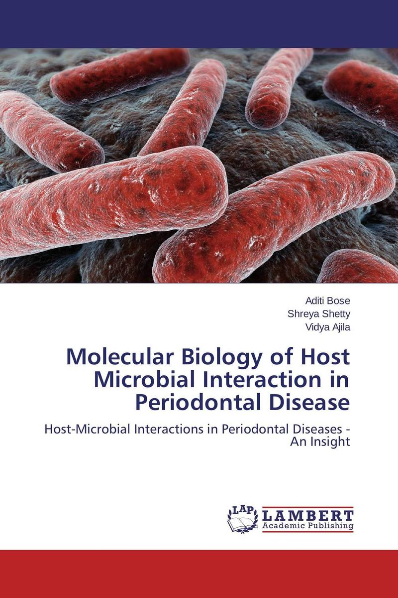 Zakazat.ru: Molecular Biology of Host Microbial Interaction in Periodontal Disease