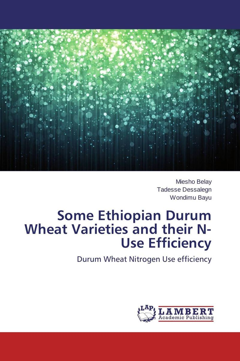 Some Ethiopian Durum Wheat Varieties and their N-Use Efficiency comparison of global fisheries' efficiency levels using meta frontier