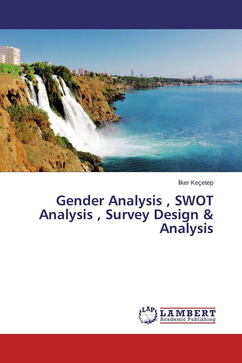Gender Analysis , SWOT Analysis , Survey Design & Analysis my own dear brother