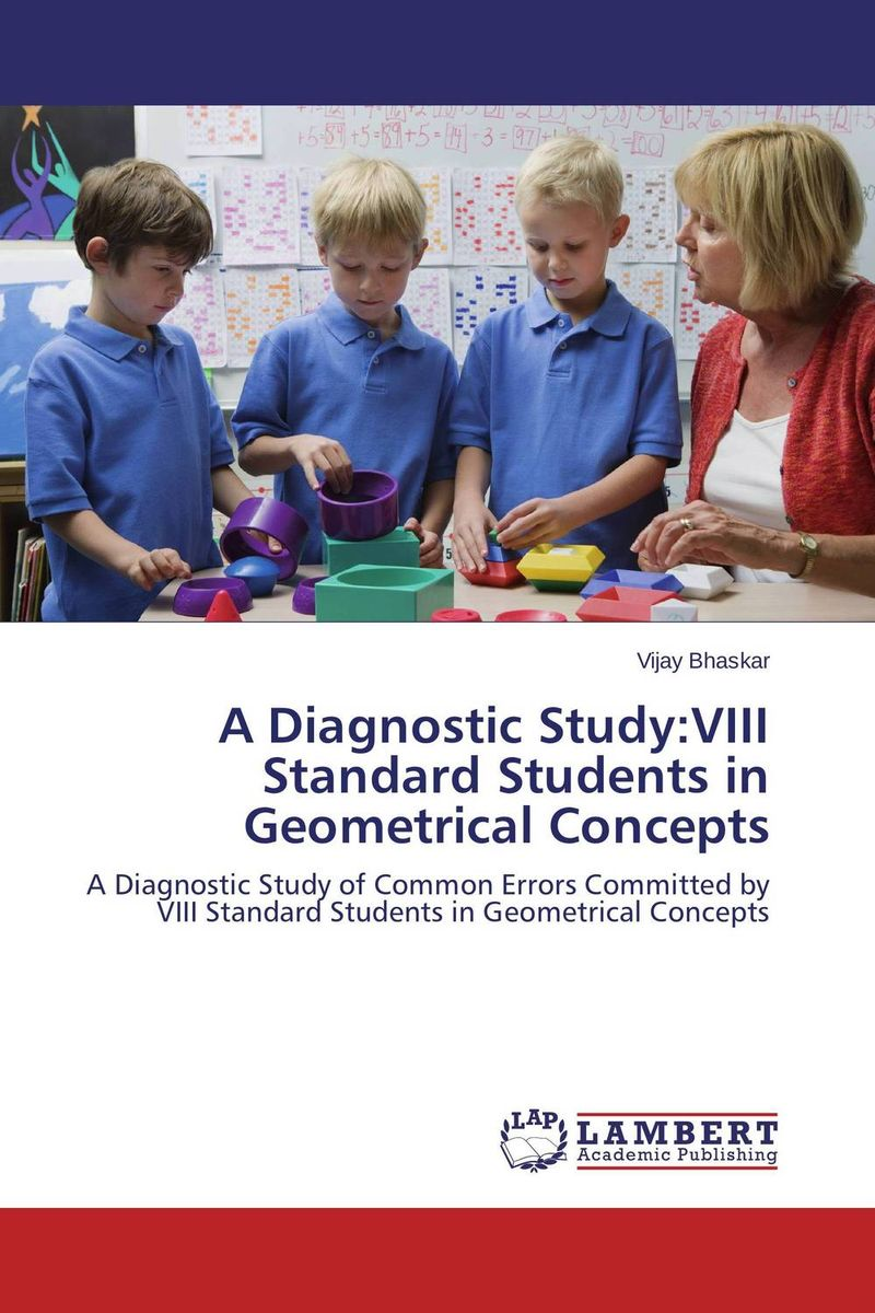 A Diagnostic Study:VIII Standard Students in Geometrical Concepts the comedy of errors