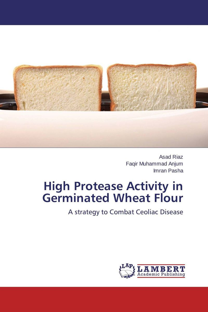 High Protease Activity in Germinated Wheat Flour alkaline protease production under solid state fermentation