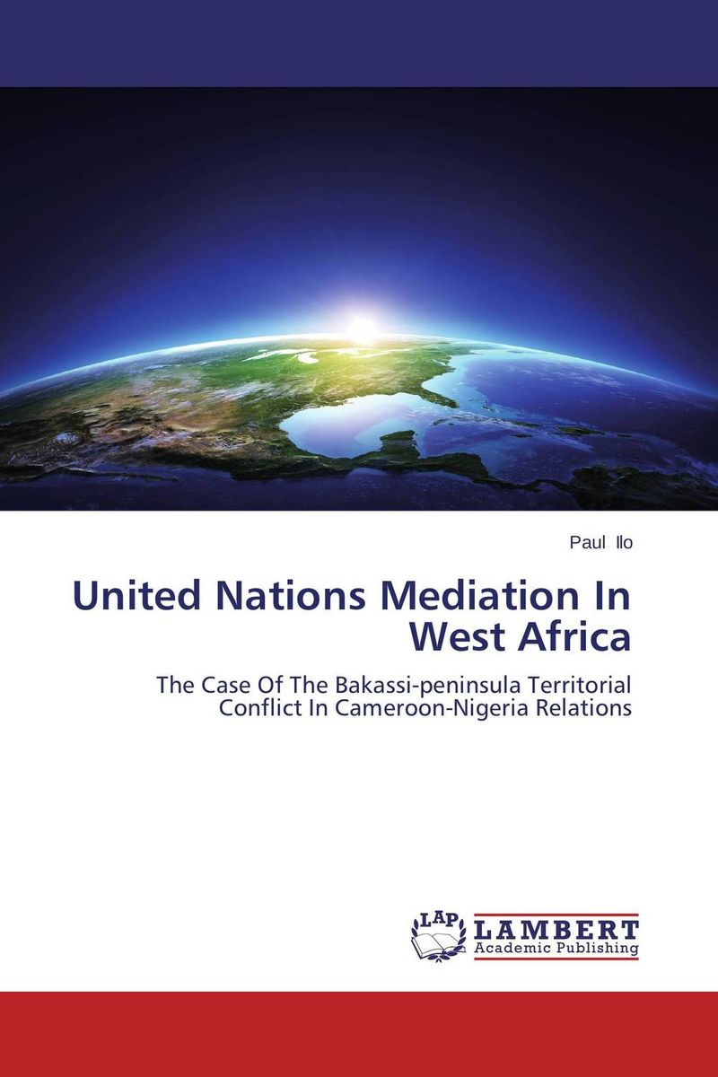 United Nations Mediation In West Africa human wildlife conflict exemplefied in zegie peninsula