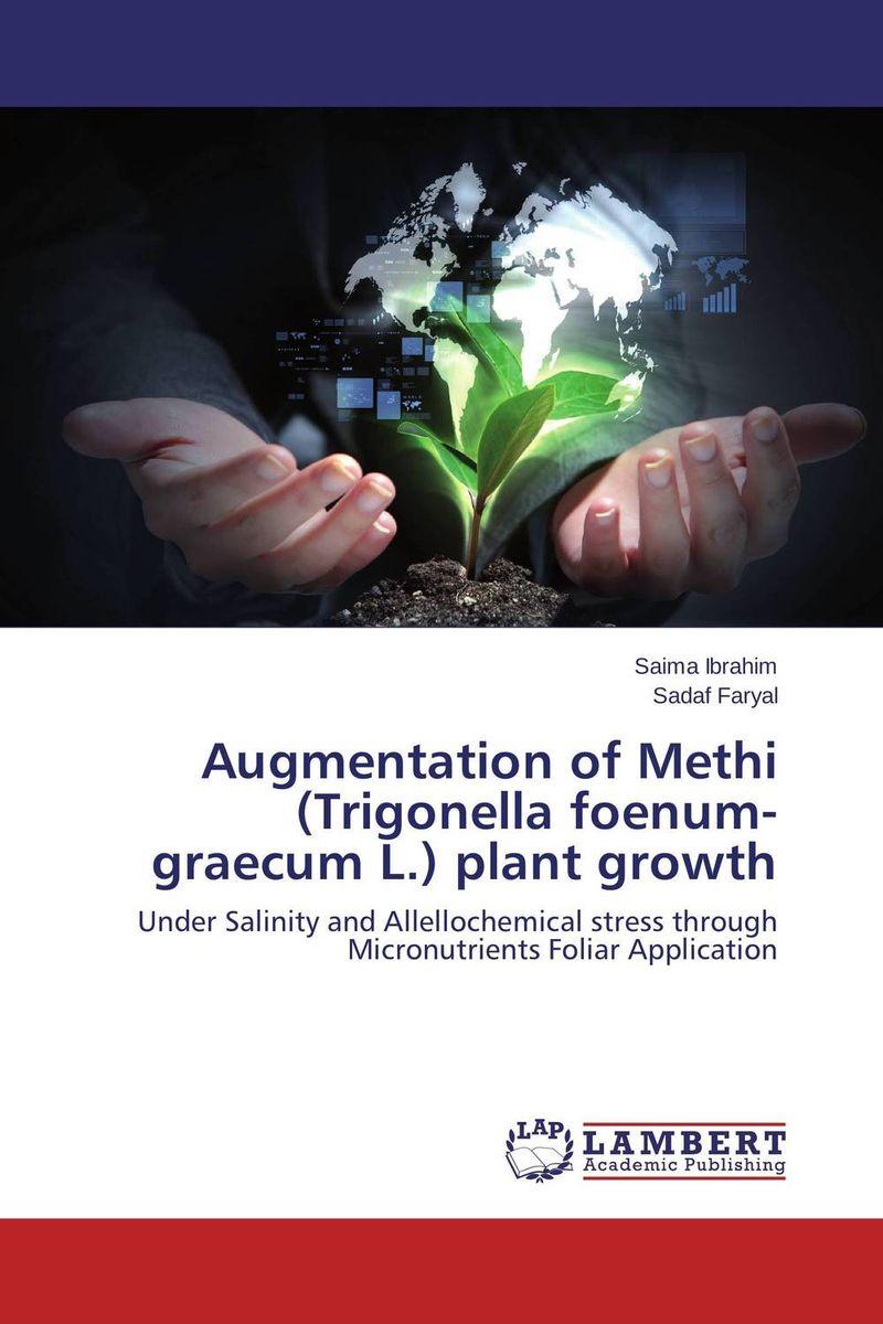 Augmentation of Methi (Trigonella foenum-graecum L.) plant growth virtual world vw immersion or augmentation