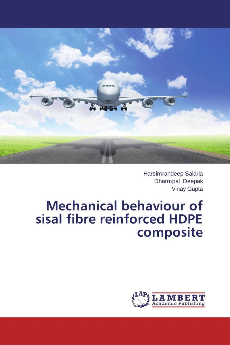 Mechanical behaviour of sisal fibre reinforced HDPE composite