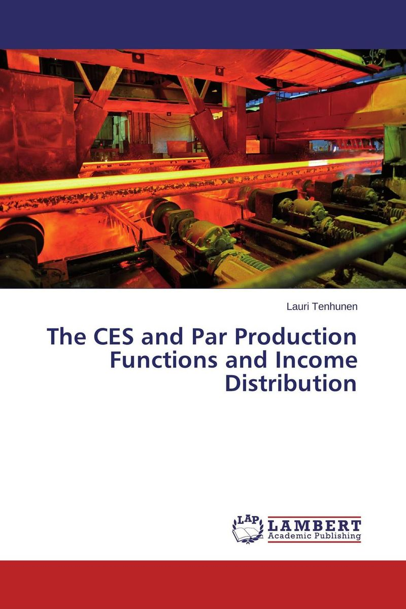 The CES and Par Production Functions and Income Distribution adding value to the citrus pulp by enzyme biotechnology production