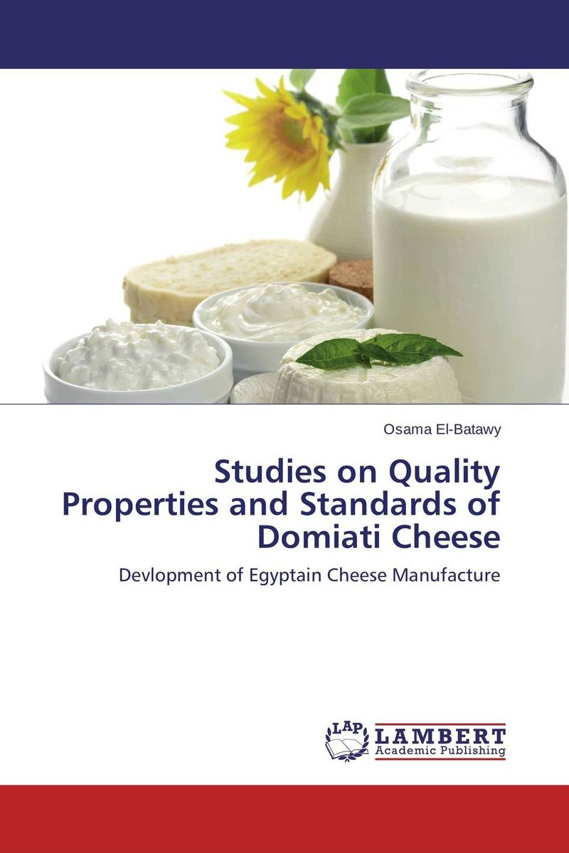Studies on Quality Properties and Standards of Domiati Cheese