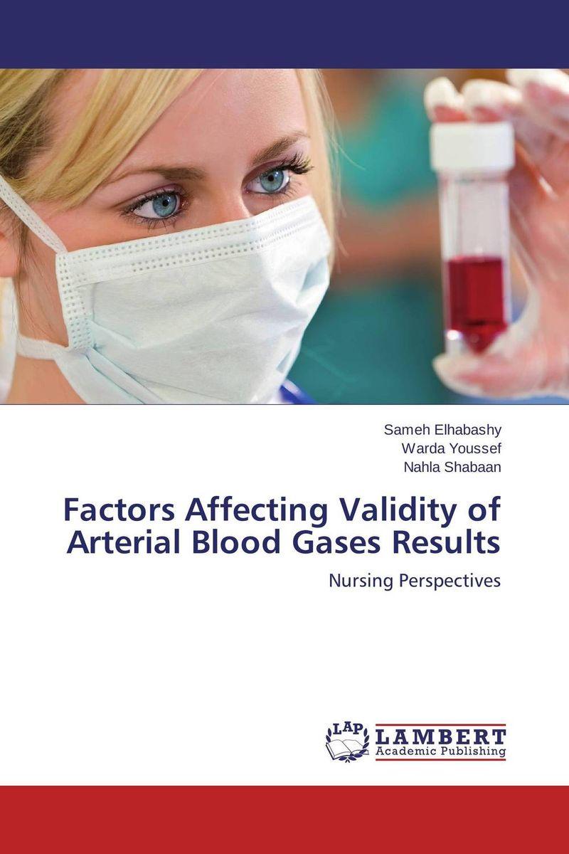 Factors Affecting Validity of Arterial Blood Gases Results factors affecting quality of life of patients undergoing hemodialysis