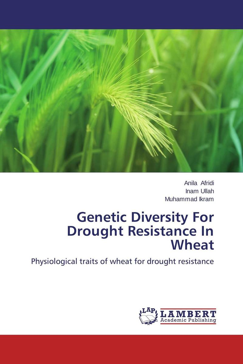 Genetic Diversity For Drought Resistance In Wheat genetic variation for stem rust resistance in spring wheat