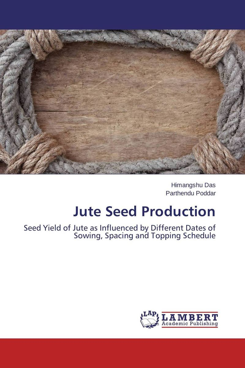 Jute Seed Production