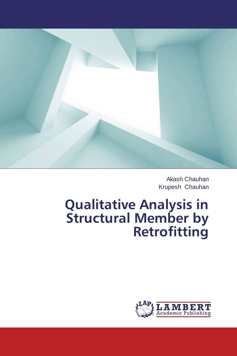Qualitative Analysis in Structural Member  by Retrofitting member