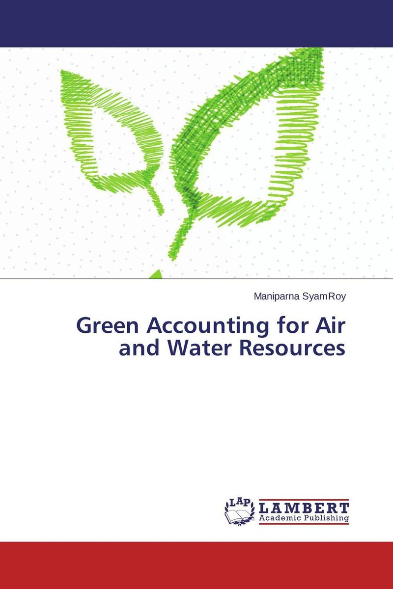 Green Accounting for Air and Water Resources affair of state an