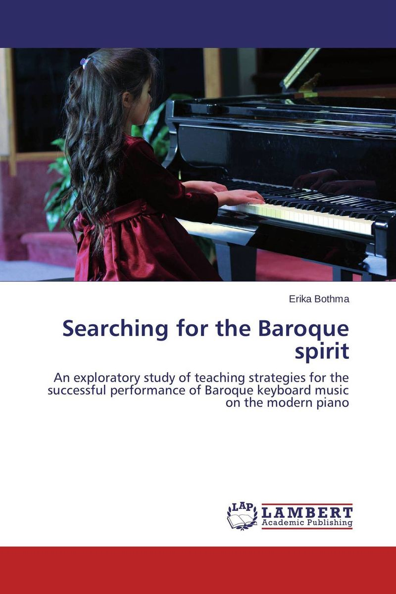 Searching for the Baroque spirit spirituals and gospel music performance practice