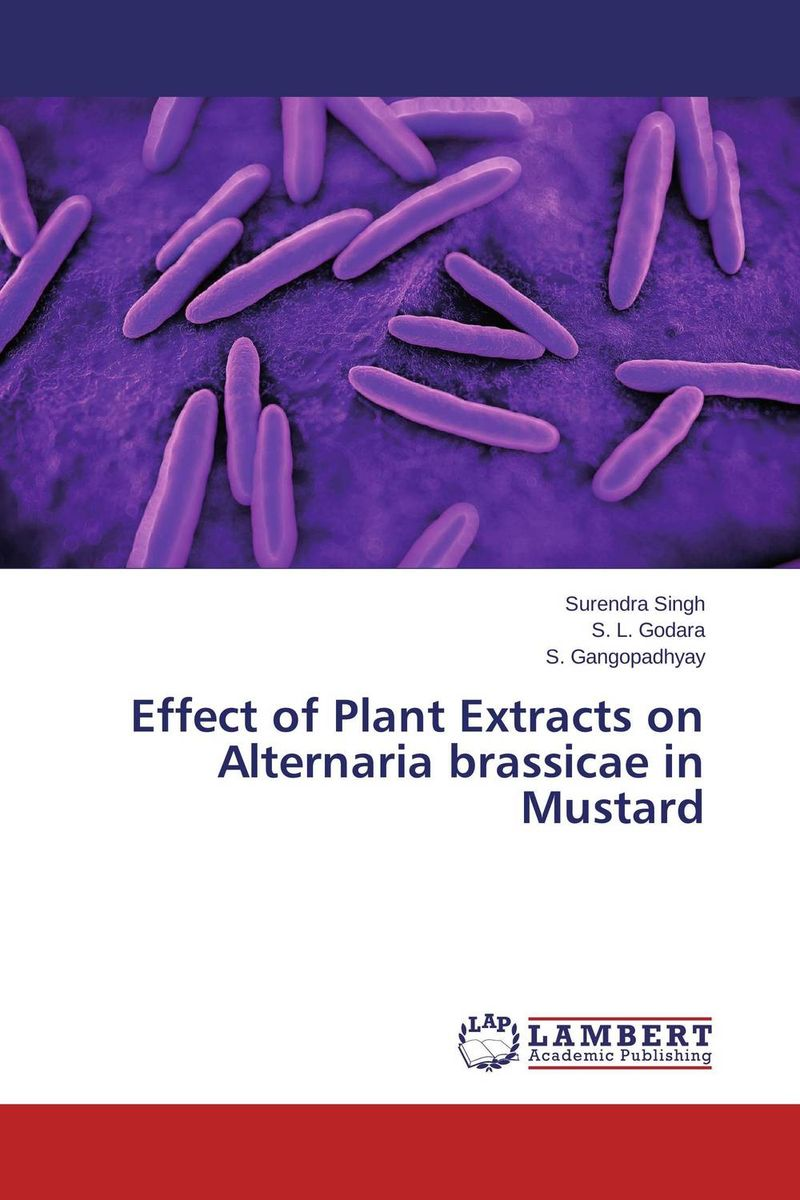 Effect of Plant Extracts on Alternaria brassicae in Mustard effect of medicinal plant extracts on the viability of protoscoleces