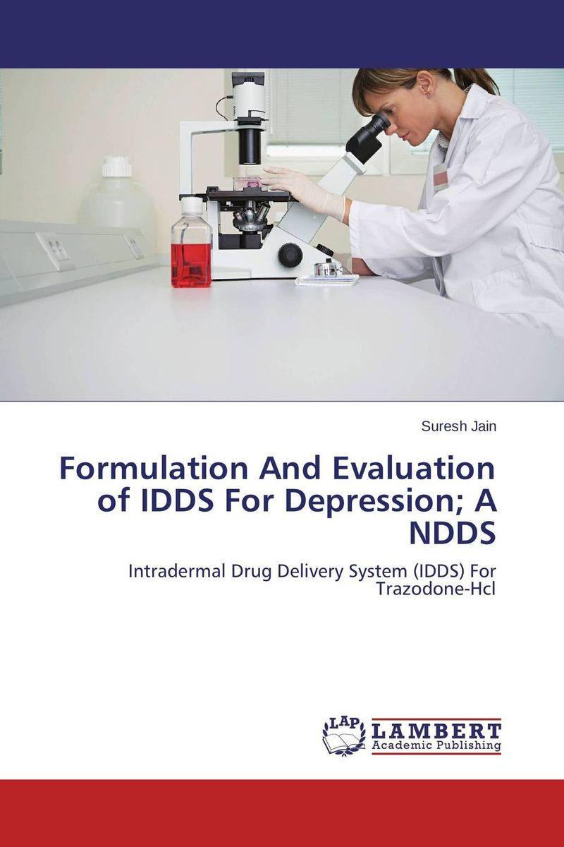 Formulation And Evaluation of IDDS For Depression; A NDDS amita yadav kamal singh rathore and geeta m patel formulation evaluation and optimization of mouth dissolving tablets