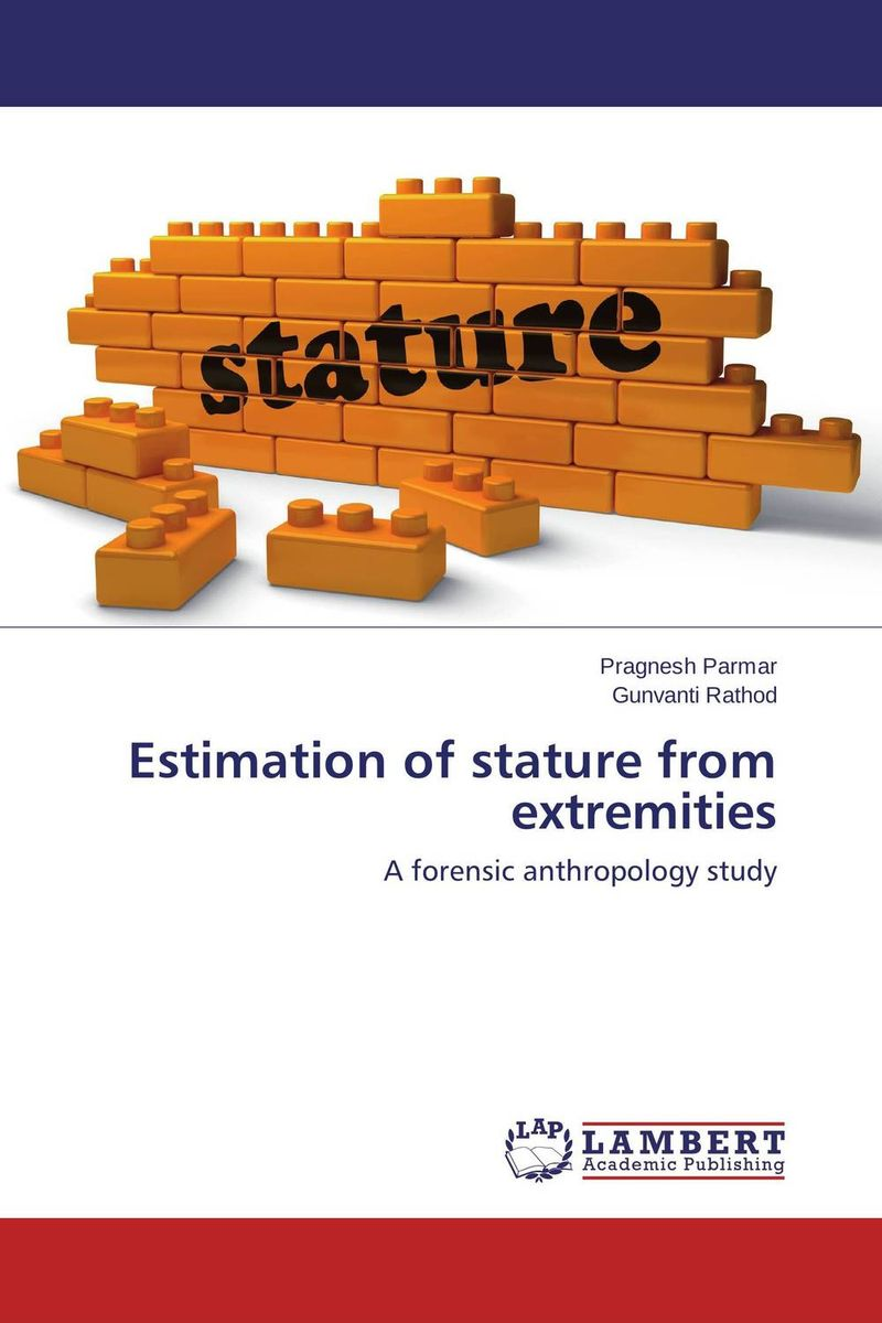 Estimation of stature from extremities