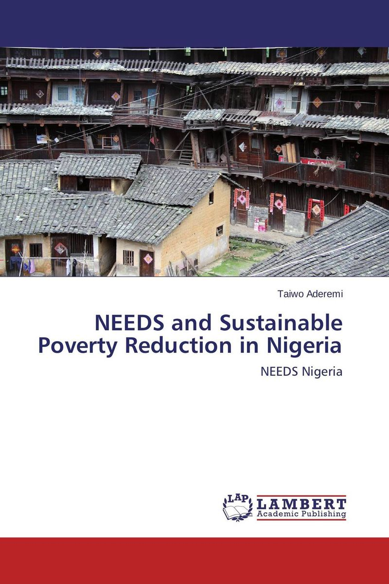 NEEDS and Sustainable Poverty Reduction in Nigeria