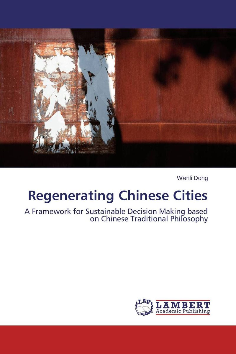 Regenerating Chinese Cities купить