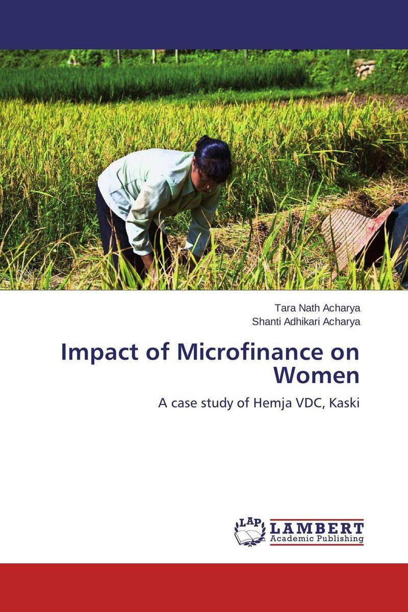 Impact of Microfinance on Women