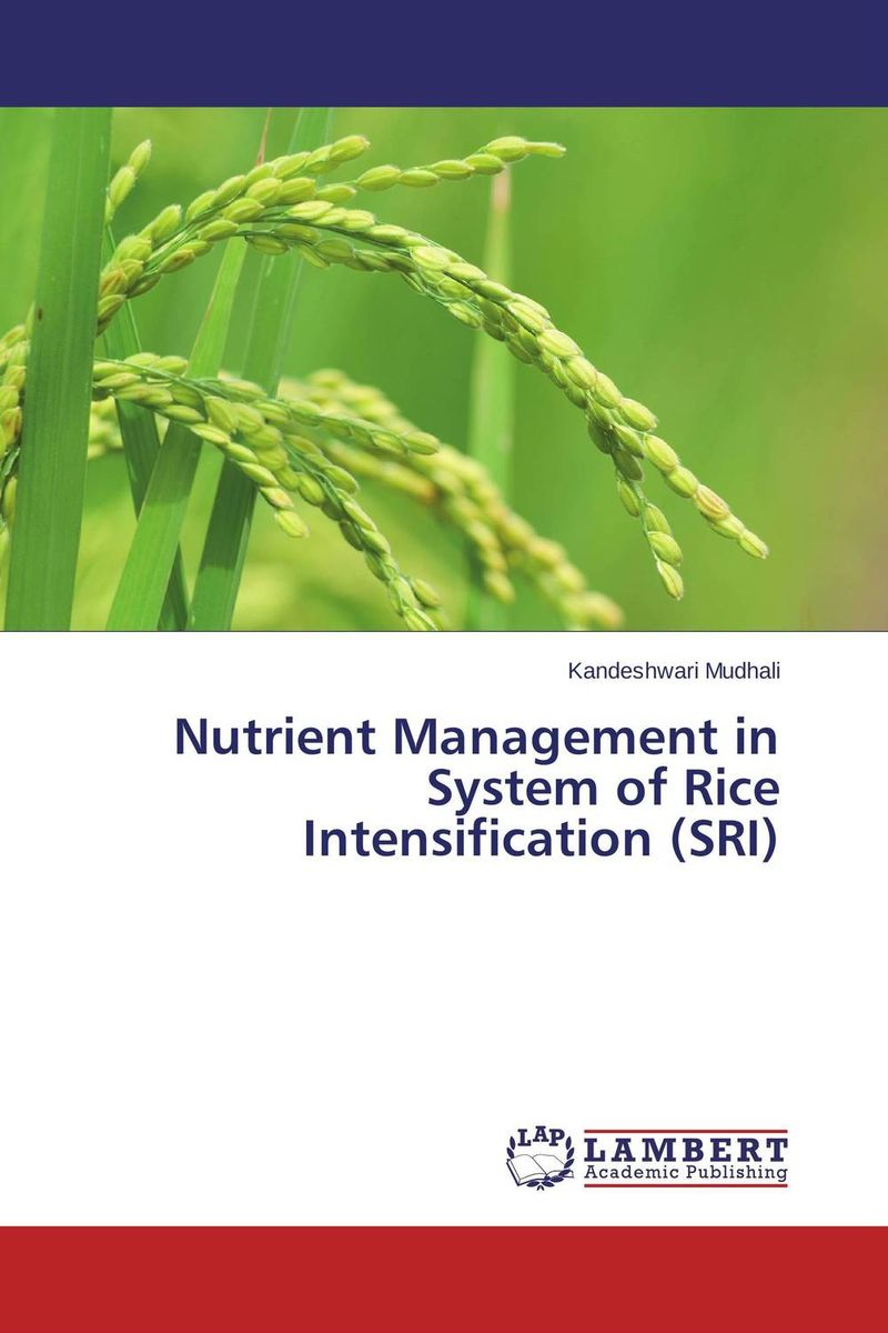 Nutrient Management in System of Rice Intensification (SRI) кеды quelle face 1031322