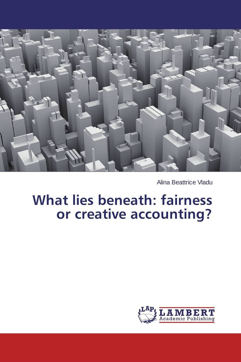What lies beneath: fairness or creative accounting? ron marz voodoo vol 1 what lies beneath the new 52