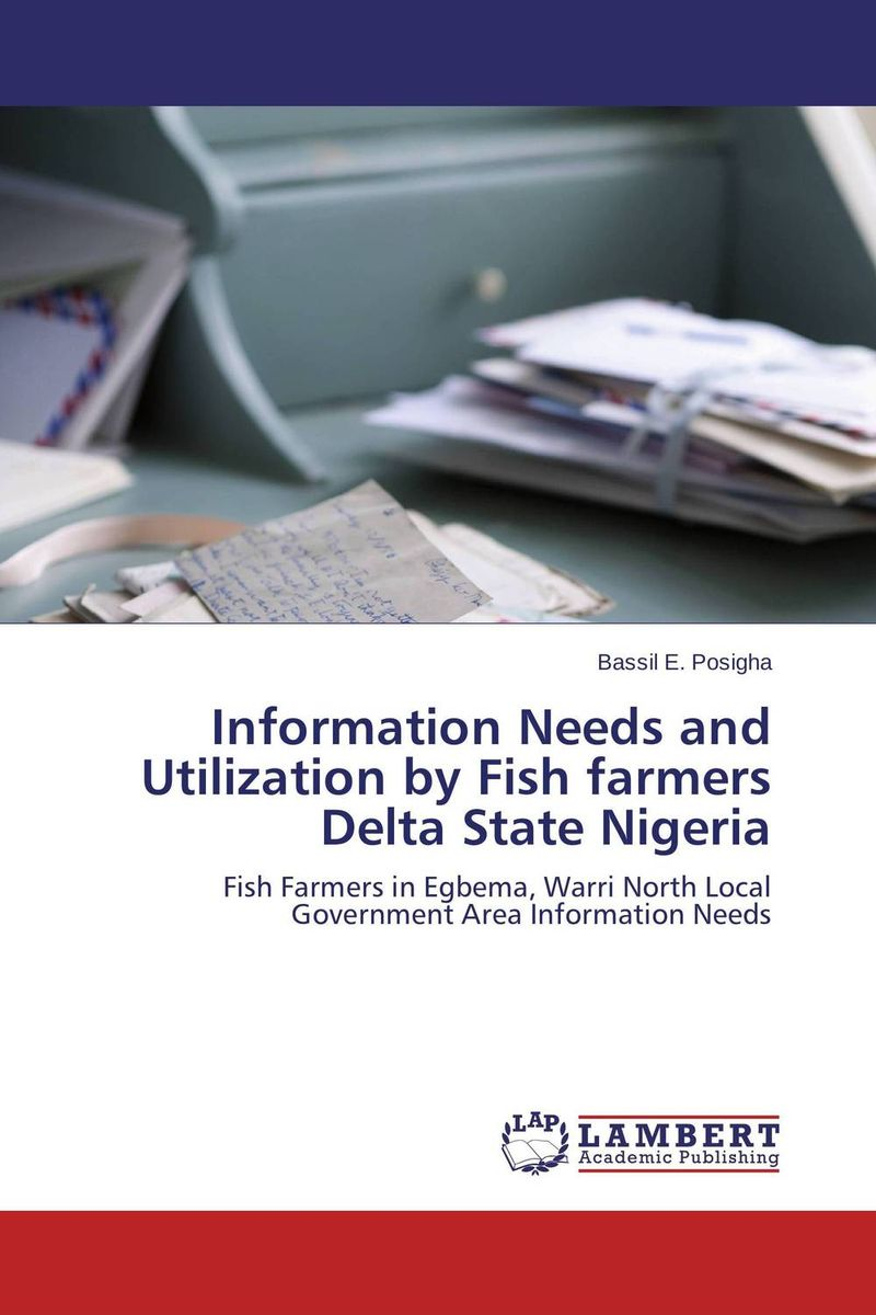 Information Needs and Utilization by Fish farmers Delta State Nigeria eco friendly utilization of marine fish skin in korea