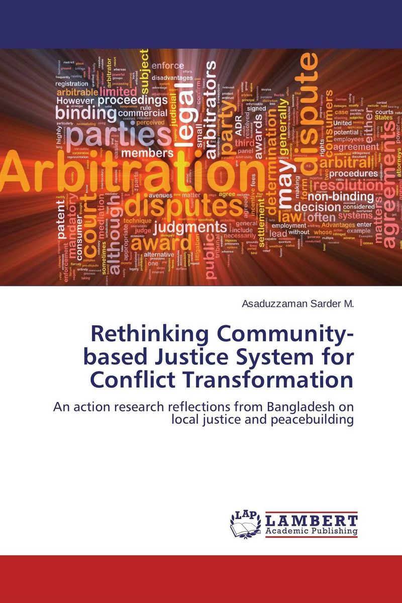 Rethinking Community-based Justice System for Conflict Transformation john abbink b alternative assets and strategic allocation rethinking the institutional approach