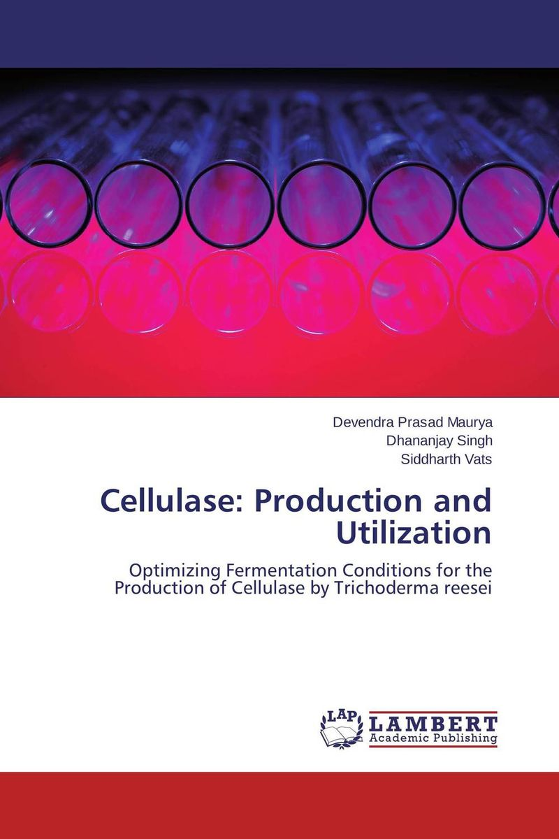 Cellulase: Production and Utilization augmented cellulase production by mutagenesis of trichoderma viride