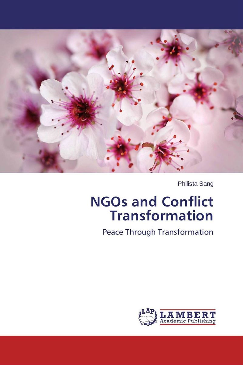 NGOs and Conflict Transformation ngos