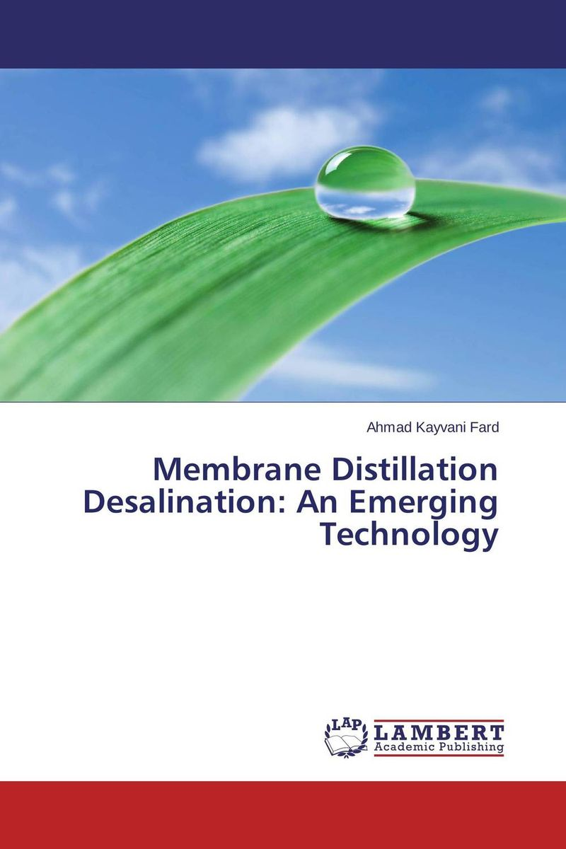 Membrane Distillation Desalination: An Emerging Technology mirna rahmah lubis desalination using vapor compression distillation