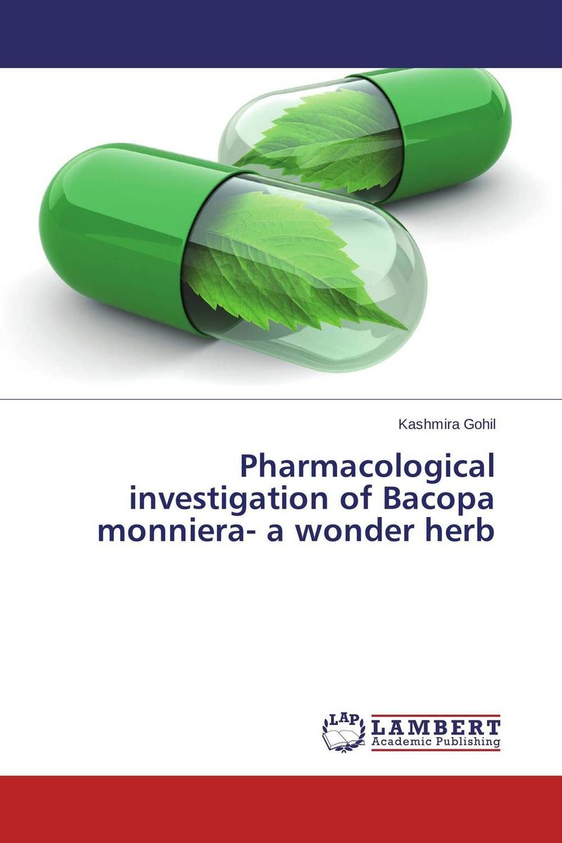 Pharmacological investigation of Bacopa monniera- a wonder herb monsters of folk monsters of folk monsters of folk