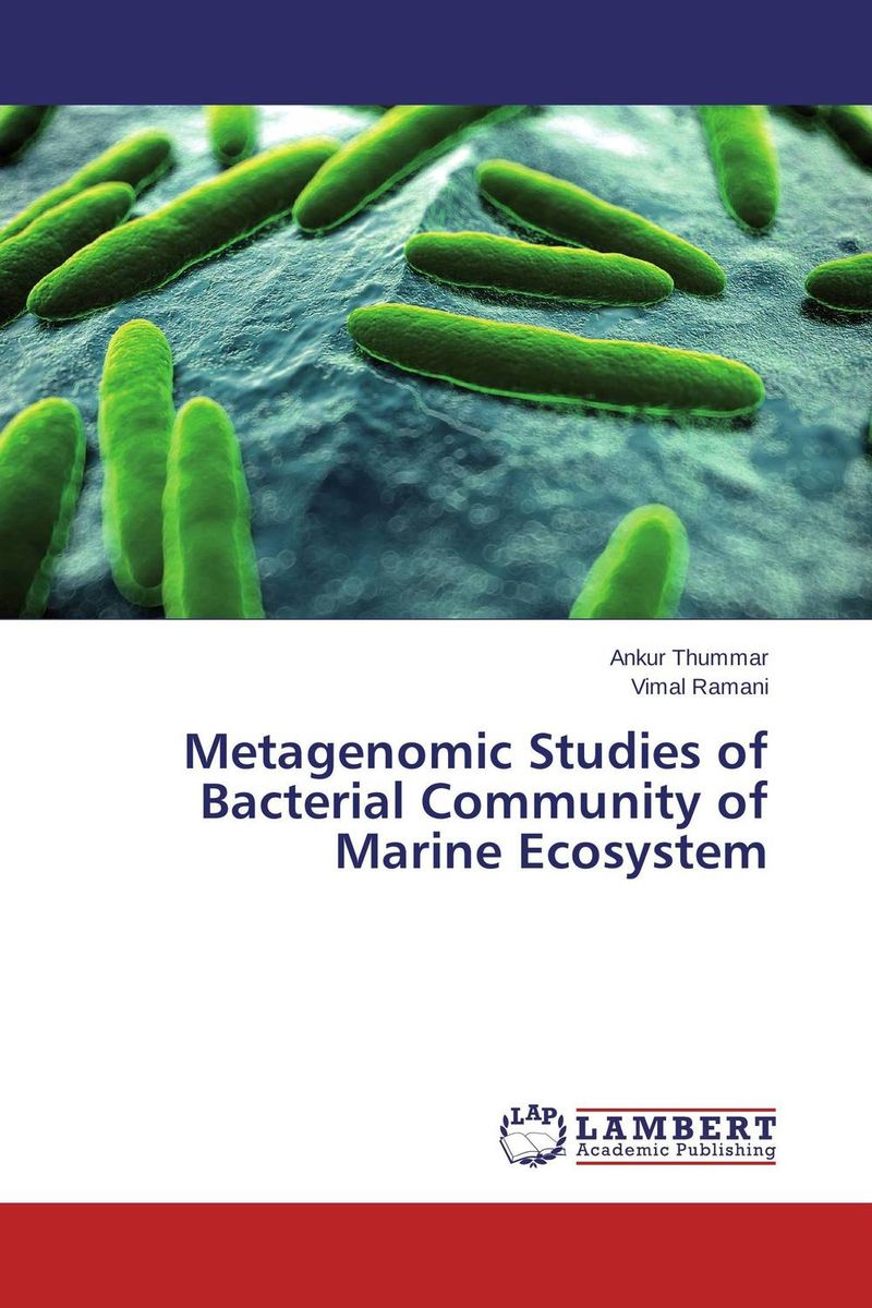 Metagenomic  Studies of Bacterial Community of Marine Ecosystem