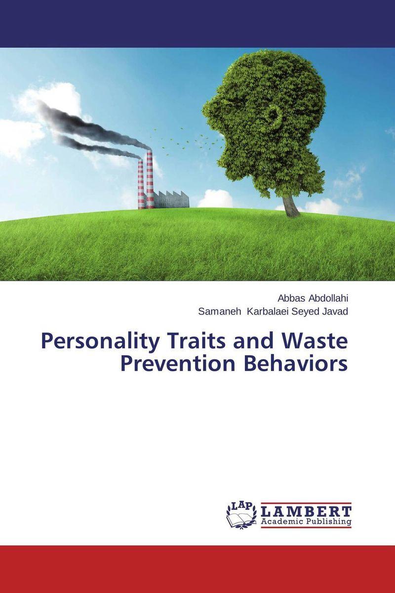 купить Personality Traits and Waste Prevention Behaviors недорого