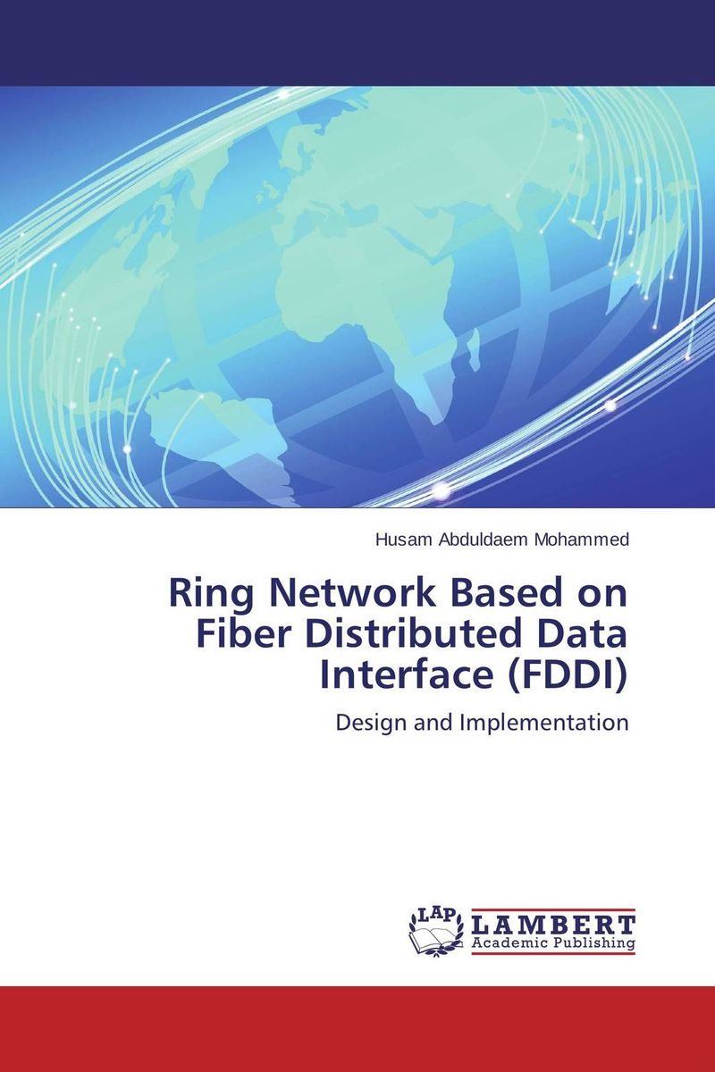 Ring Network Based on Fiber Distributed Data Interface (FDDI) gold color edition version of the hub assembly and fiber outer pressure ring for losi 5ive t