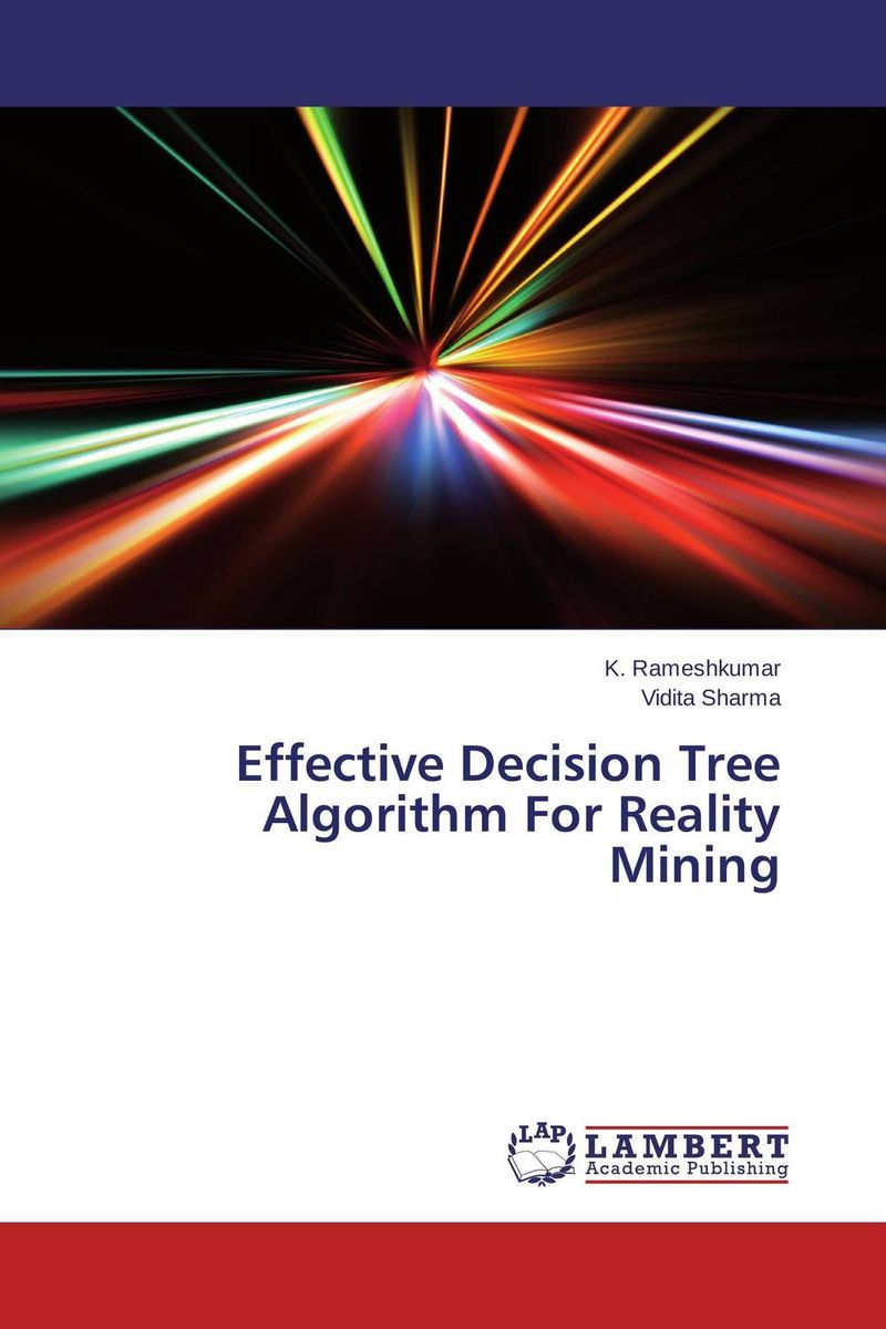 Effective Decision Tree Algorithm For Reality Mining the halloween tree